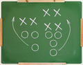 football play diagram - PhotoDune Item for Sale
