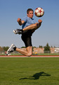Male soccer kick - PhotoDune Item for Sale