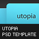 Utopia PSD Template - ThemeForest Item for Sale