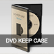 13 DVD Keep Case Mock-ups