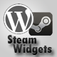 Steam Profile Widget
