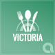 Victoria Premium Restaurant WordPress Theme