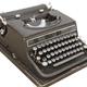 Typewriter retro - GraphicRiver Item for Sale