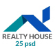 Realty House - Real Estate PSD Template - ThemeForest Item for Sale