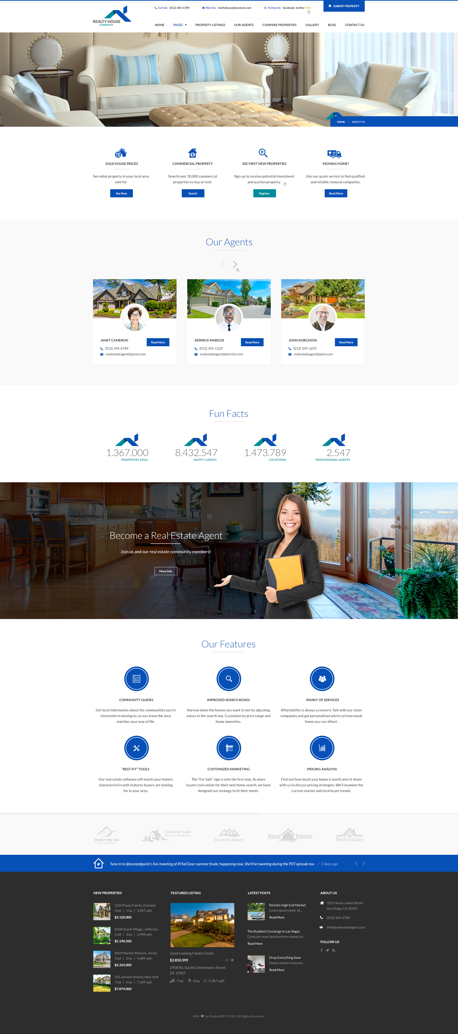 realty house real estate psd template by diadea3007 themeforest 09 property listing map view dropdown filters jpg 10 property listing single post jpg 11 compare properties jpg 12 agents listing jpg