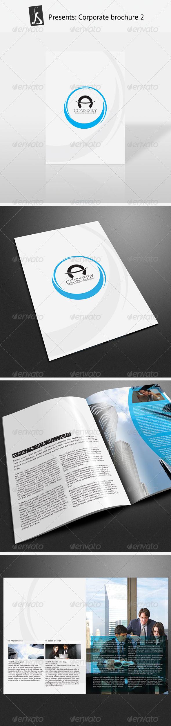 GraphicRiver Corporate Brochure 2 162927