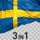Sweden Flag Pack