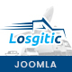 ZT Logistic – Warehouse Transport Joomla Template (Joomla)
