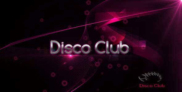 After Effects Project - VideoHive Disco Club 162964