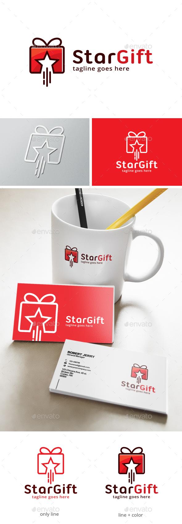 Star Gift Logo