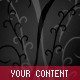 Floral Animation with your content - ActiveDen Item for Sale