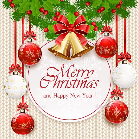 Christmas Balls and Golden Bells