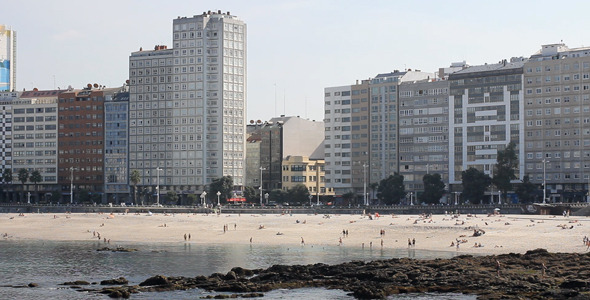 Beach In The City 04