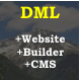 DML Website Builder and CMS - CodeCanyon Item for Sale