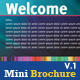 Mini Brochure V.1 - GraphicRiver Item for Sale