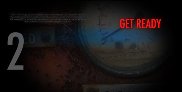 After Effects Project - VideoHive Grunge Motion Background 1251054
