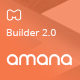 Amana - Modern Email Template + Builder 2.0 - ThemeForest Item for Sale