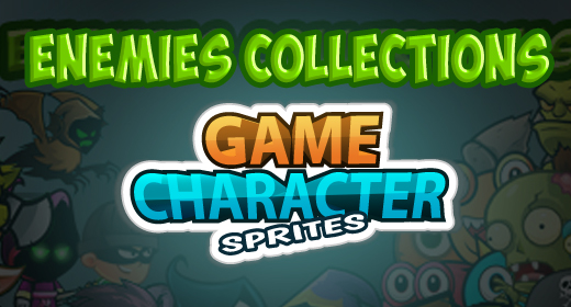Game Enemies Collections
