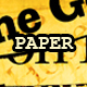 Old Paper 0227