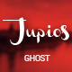 Jupios - Responsive Ghost Blog Theme - ThemeForest Item for Sale