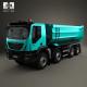 Iveco Trakker Tipper Truck 2013