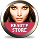 Beauty Store Banners - HTML5 Animated