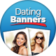Online Dating Banners - HTML5 Animated GWD