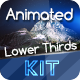 Animated Lower Thirds Kit