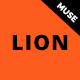 """Lion - Music  <hr/> <p> DJ</p> <hr/> <p> Band Muse template"""" height=""""80″ width=""""80″></a></div> <div class="""