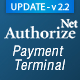 Authorize.net Payment Terminal