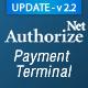Authorize.net Payment Terminal