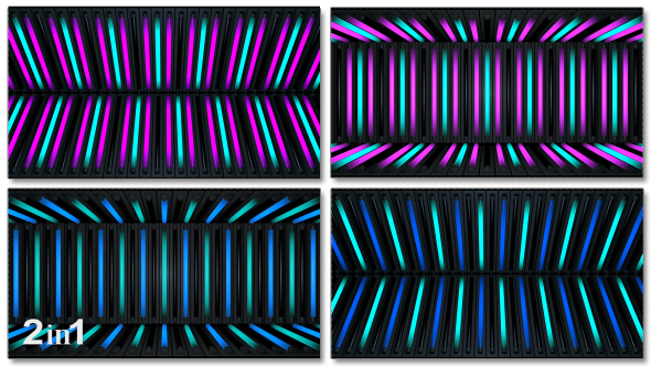 VideoHive Light Colorful Flashing 13644460