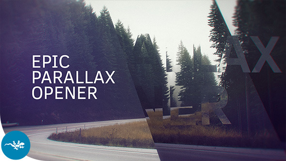 Epic Parallax Opener-Videohive中文最全的AE After Effects素材分享平台