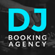 PerfectBeat - DJ Booking Agency Muse Template - ThemeForest Item for Sale