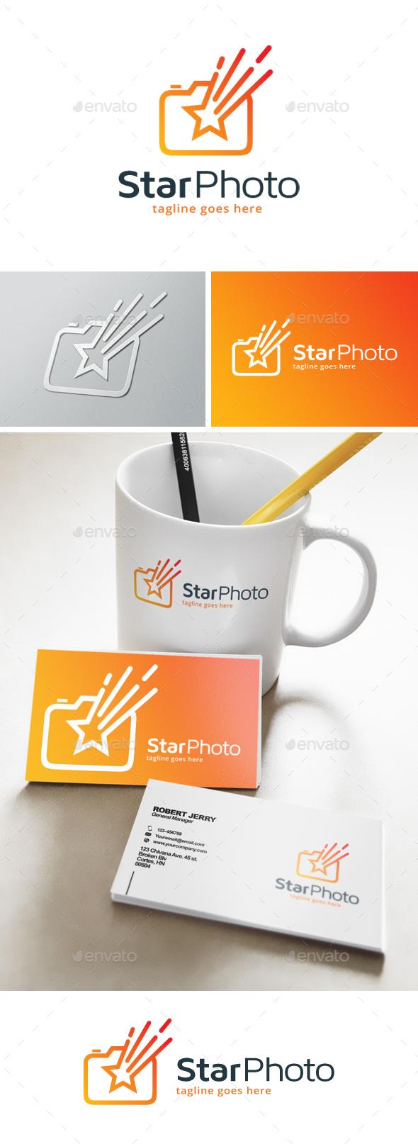 Star Photography Logo