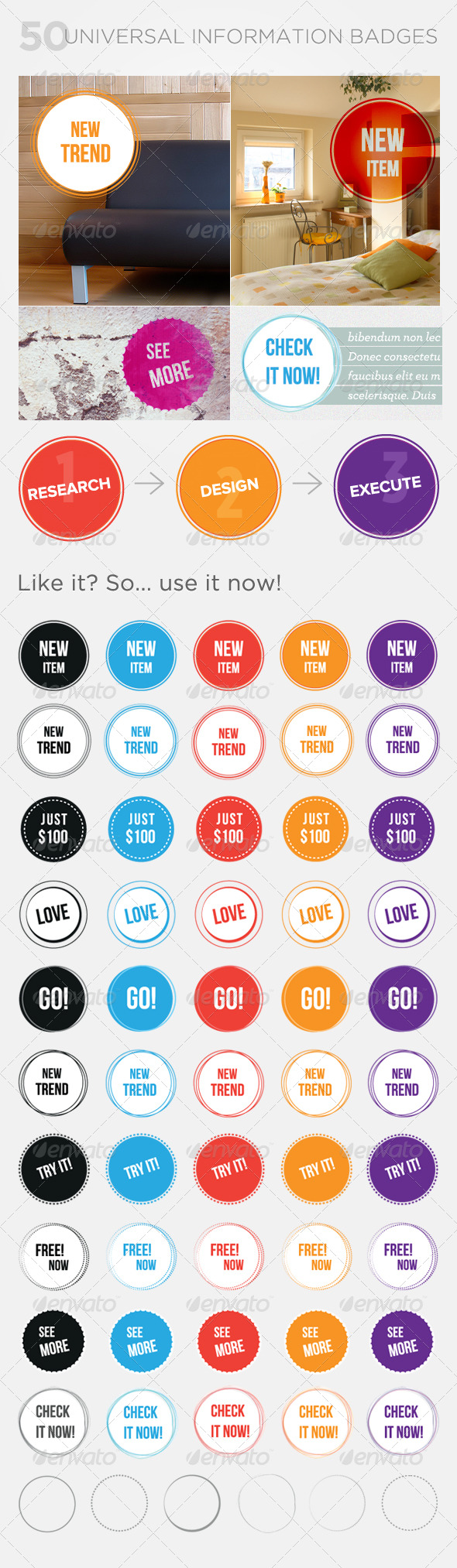 GraphicRiver Universal Information Badges 162135