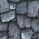 Hand Painted Rock Texture 02