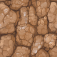 Hand Painted Rock Texture 03
