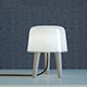 Tradition Milk Table Lamp