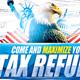 Tax Return template
