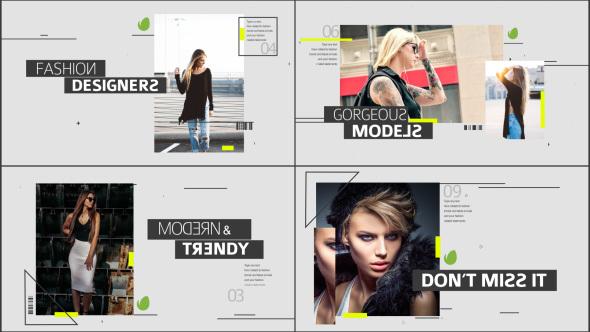 Fashion Media Opener