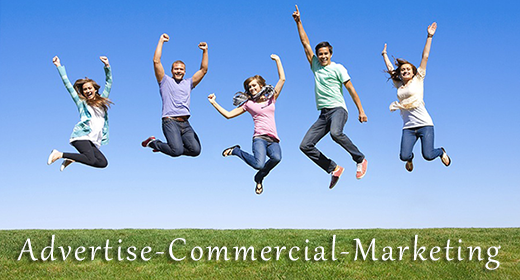 Advertise-Commercial-Marketing