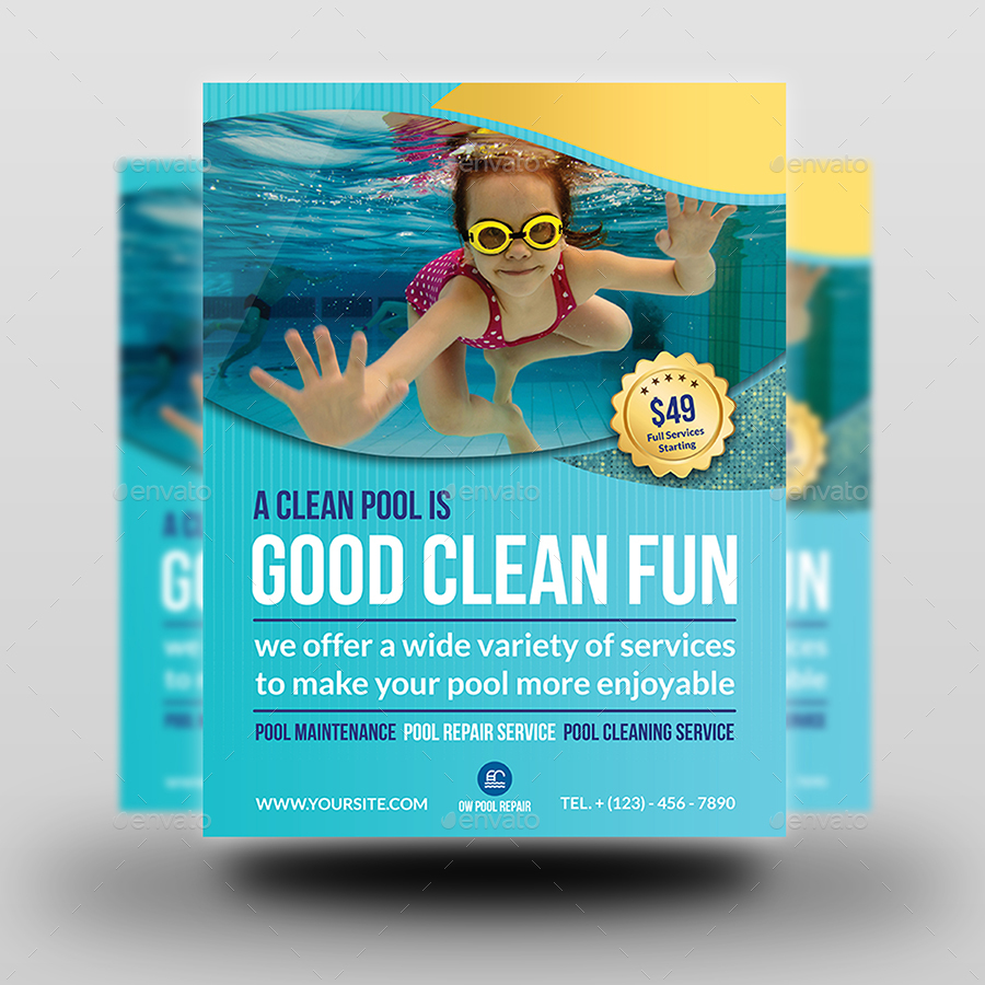swimming pool cleaning service flyer template by owpictures swimming pool cleaning service flyer template flyers print templates 01 swimming pool cleaning service flyer template jpg
