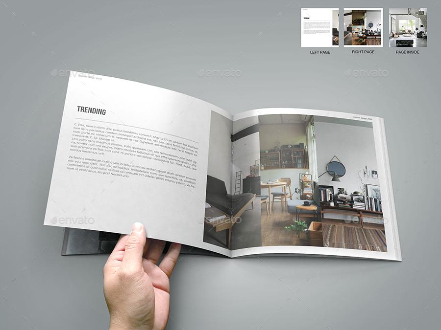 Interior Design - Square Brochure Catalog by giantdesign ...