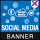 GWD- HTML5 Social Media Marketing Banners