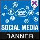 GWD- HTML5 Social Media Marketing Banners