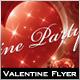 Love Sparks Valentine Flyer - GraphicRiver Item for Sale