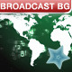 Broadcast world map - Background - VideoHive Item for Sale