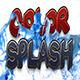 Color Splash Transition Pack 2