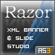 Razor XML Slide Studio-Banner Creator/Rotator(AS3) - ActiveDen Item for Sale